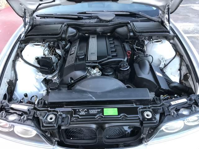 Bmw Series I Dr Sedan In Decatur GA Atlanta Prestige - 2002 bmw 530i engine