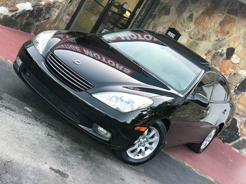 2004 Lexus ES 330 for sale in Decatur, GA