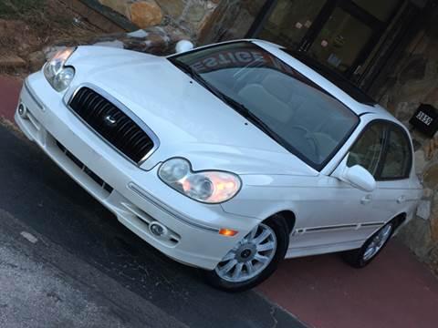 2004 Hyundai Sonata for sale at Atlanta Prestige Motors in Decatur GA