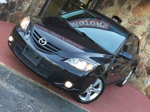 2006 Mazda MAZDA3 for sale at Atlanta Prestige Motors in Decatur GA