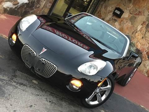 2007 Pontiac Solstice for sale at Atlanta Prestige Motors in Decatur GA