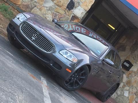 2008 Maserati Quattroporte for sale in Decatur, GA