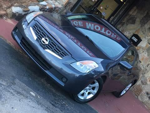 2008 Nissan Altima for sale at Atlanta Prestige Motors in Decatur GA