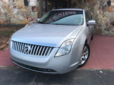 2011 Mercury Milan for sale at Atlanta Prestige Motors in Decatur GA