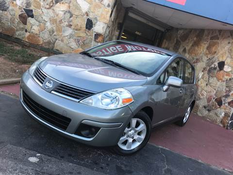 2007 Nissan Versa for sale in Decatur, GA