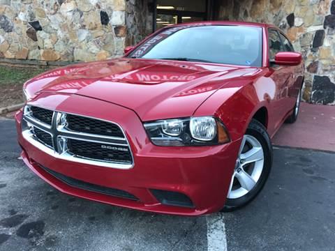 2011 Dodge Charger for sale at Atlanta Prestige Motors in Decatur GA