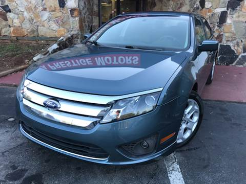 2011 Ford Fusion for sale in Decatur, GA