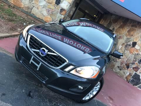 2010 Volvo XC60 for sale at Atlanta Prestige Motors in Decatur GA