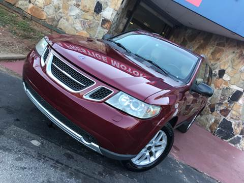 2006 Saab 9-7X for sale at Atlanta Prestige Motors in Decatur GA