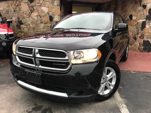 2012 Dodge Durango for sale at Atlanta Prestige Motors in Decatur GA
