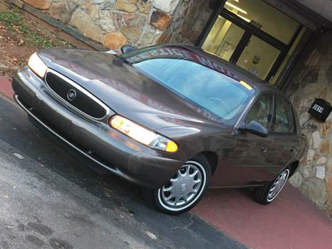 2004 Buick Century for sale at Atlanta Prestige Motors in Decatur GA