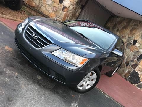 2010 Hyundai Sonata for sale at Atlanta Prestige Motors in Decatur GA