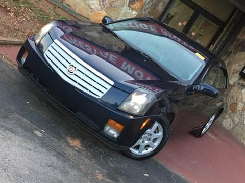 2007 Cadillac CTS for sale at Atlanta Prestige Motors in Decatur GA