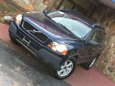 2004 Volvo XC90 for sale at Atlanta Prestige Motors in Decatur GA