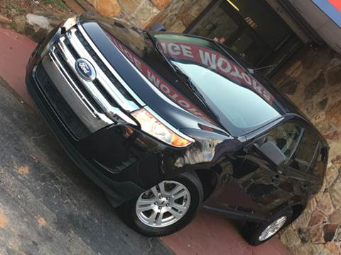 2011 Ford Edge for sale at Atlanta Prestige Motors in Decatur GA