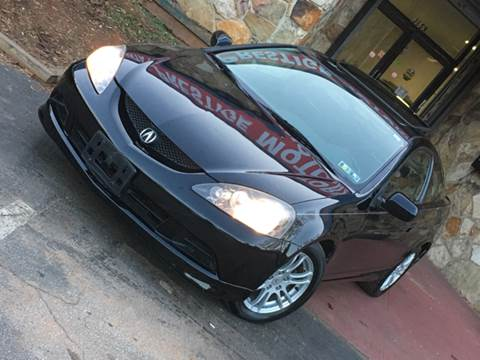 2006 Acura RSX for sale at Atlanta Prestige Motors in Decatur GA