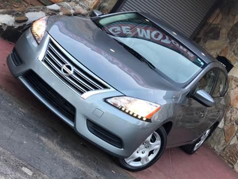 2013 Nissan Sentra for sale at Atlanta Prestige Motors in Decatur GA