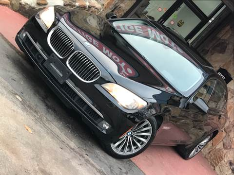 2009 BMW 7 Series for sale at Atlanta Prestige Motors in Decatur GA