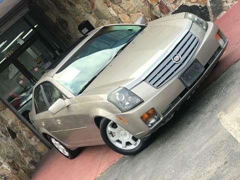 2003 Cadillac CTS for sale at Atlanta Prestige Motors in Decatur GA