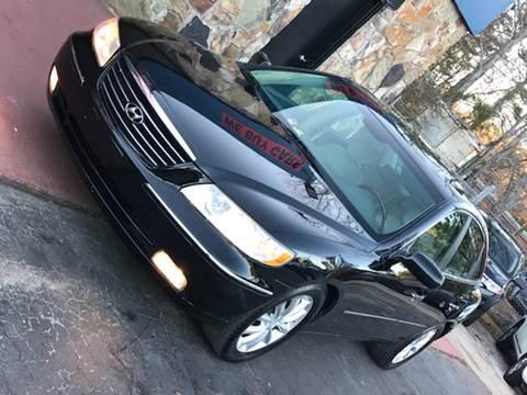 2007 Hyundai Azera for sale at Atlanta Prestige Motors in Decatur GA