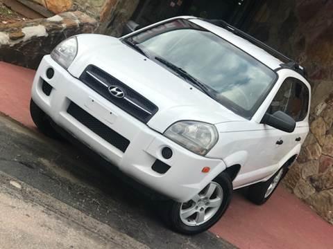 2006 Hyundai Tucson for sale at Atlanta Prestige Motors in Decatur GA