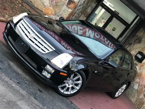 2005 Cadillac STS for sale at Atlanta Prestige Motors in Decatur GA