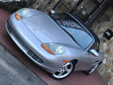 1999 Porsche Boxster for sale at Atlanta Prestige Motors in Decatur GA
