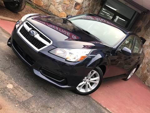 2014 Subaru Legacy for sale at Atlanta Prestige Motors in Decatur GA