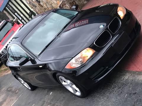 2008 BMW 1 Series for sale at Atlanta Prestige Motors in Decatur GA