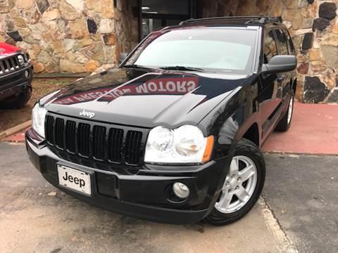2005 Jeep Grand Cherokee for sale at Atlanta Prestige Motors in Decatur GA