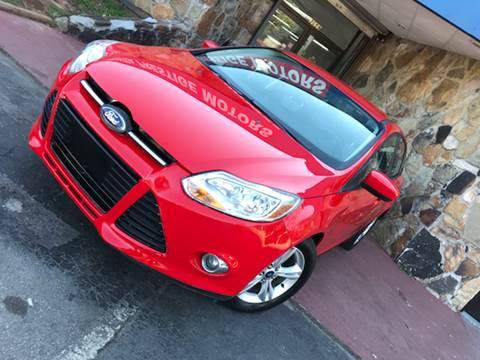 2012 Ford Focus for sale at Atlanta Prestige Motors in Decatur GA