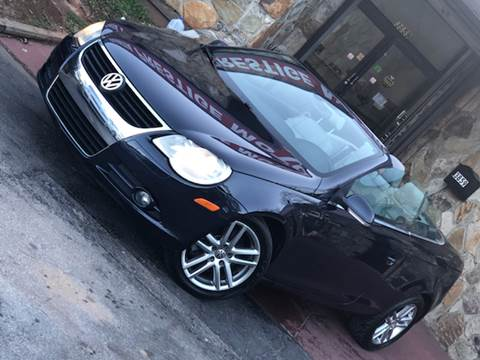2008 Volkswagen Eos for sale at Atlanta Prestige Motors in Decatur GA