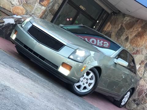2005 Cadillac CTS for sale at Atlanta Prestige Motors in Decatur GA
