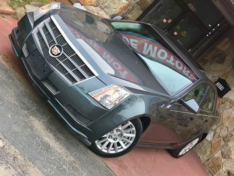 2010 Cadillac CTS for sale at Atlanta Prestige Motors in Decatur GA