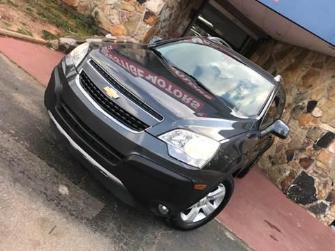 2013 Chevrolet Captiva Sport for sale at Atlanta Prestige Motors in Decatur GA