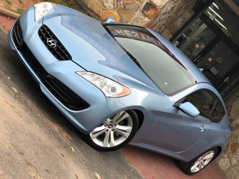 2010 Hyundai Genesis Coupe for sale at Atlanta Prestige Motors in Decatur GA