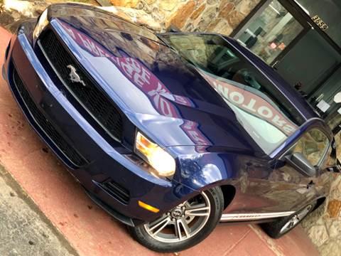 2010 Ford Mustang for sale at Atlanta Prestige Motors in Decatur GA