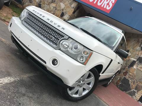 2006 Land Rover Range Rover for sale at Atlanta Prestige Motors in Decatur GA