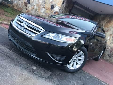 2010 Ford Taurus for sale at Atlanta Prestige Motors in Decatur GA