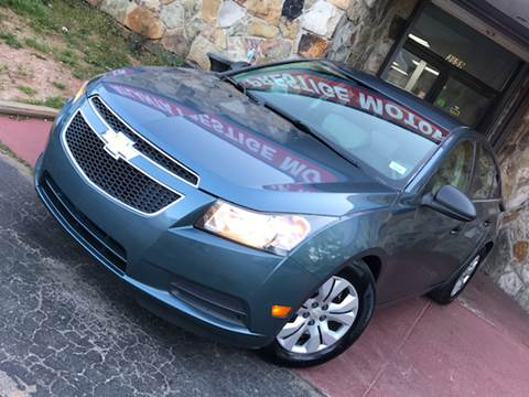 2012 Chevrolet Cruze for sale at Atlanta Prestige Motors in Decatur GA