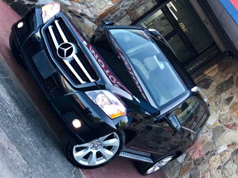 2010 Mercedes-Benz GLK for sale at Atlanta Prestige Motors in Decatur GA