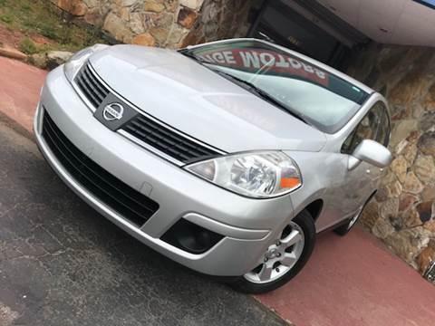 2007 Nissan Versa for sale at Atlanta Prestige Motors in Decatur GA