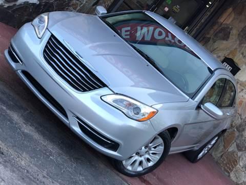 2012 Chrysler 200 for sale at Atlanta Prestige Motors in Decatur GA