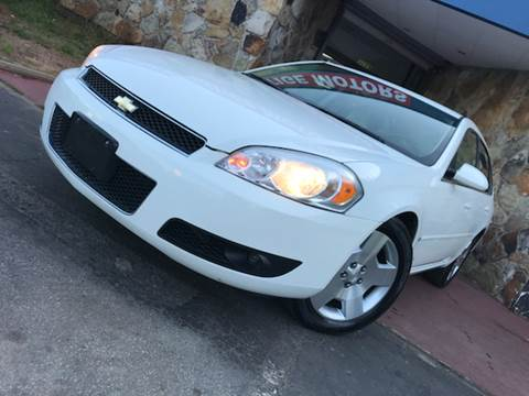 2008 Chevrolet Impala for sale at Atlanta Prestige Motors in Decatur GA