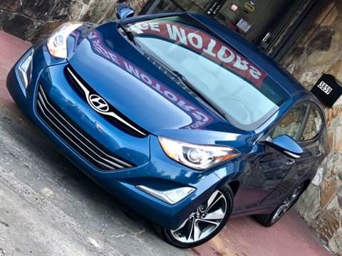 2014 Hyundai Elantra for sale at Atlanta Prestige Motors in Decatur GA