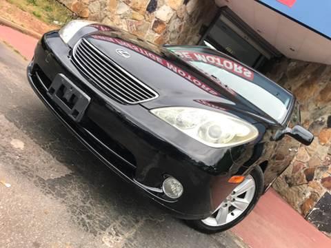 2006 Lexus ES 330 for sale at Atlanta Prestige Motors in Decatur GA