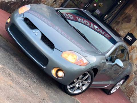 2008 Mitsubishi Eclipse for sale at Atlanta Prestige Motors in Decatur GA