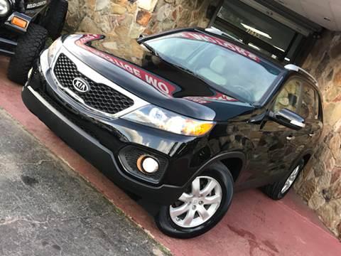 2011 Kia Sorento for sale at Atlanta Prestige Motors in Decatur GA