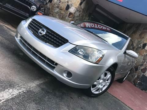 2005 Nissan Altima for sale at Atlanta Prestige Motors in Decatur GA
