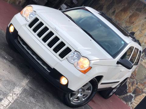 2008 Jeep Grand Cherokee for sale at Atlanta Prestige Motors in Decatur GA